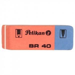 Set 2 radiere, creion/stilou, BR40, Pelikan
