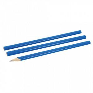 Set 3 creioane tamplarie, 175mm, Silverline