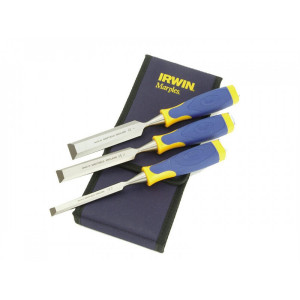 Set 3 dalti sculptura lemn ,  13,19,25 mm, Irwin