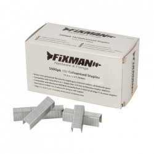 Set 5000 capse galvanizate, 11.2 x 12 x 1.17mm, GA20, 10J, Fixman