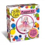 Set papusa balerina Crafty Kids