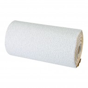 Smirghel din oxid de aluminiu , 5M , 115mm x 5m , 400 grif , Silverline Stearated Aluminium Oxide Roll 5m