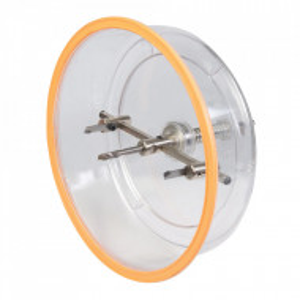 Dispozitiv reglabil taiat rigips, lemn, plastic, 40 - 200mm, 30mm, protectie praf, Silverline