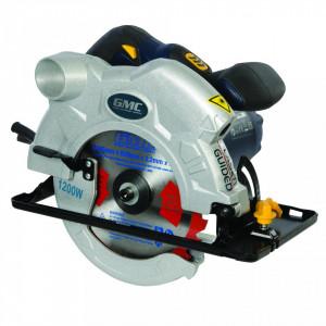 Fierastrau circular de mana 1200W , laser , 165mm , GMC 1200W Circular Saw