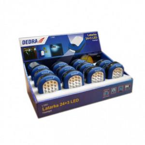 Lampa LED 24+3 Leduri forma ovala