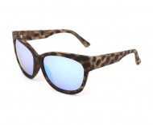 Ochelari de soare , protectie UV avansata 100% , Electric Danger Cat Blue Sky