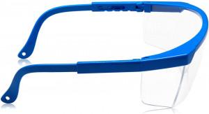 Ochelari protectie policarbonat cu laterale, marime universala, Silverline