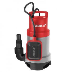 "Pompa submersibila apa curata murdara, 900w, 15000L/ora, 1'',5/4'',3/2"", Dedra"