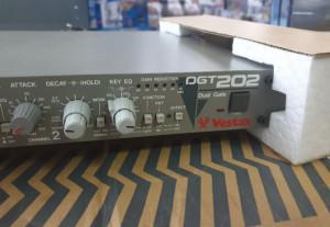 Procesor sunet profesional, Vestax DGT 202, vintage nou la cutie