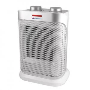 Radiator cu placa ceramica , oscilant , 900 - 1500 W , termostat , Descon DA-T184CS