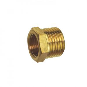 Reductie furtun compresor filet exterior 1/2 , filet interior 3/8, alama, Pansam