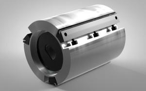 Rindea electrica profesionala, 3 lame , 1500W, 15000rpm, 180mm, Triton TPL180