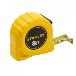 Ruleta Stanley, 8 m x 25 mm
