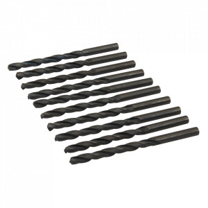 Set 10 burgie metal, heavy-duty, 7 mm, Silverline