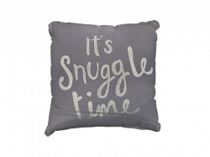 Set 2 perne decorative premium, 43 x 43 cm, Snuggle Time, George Home