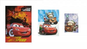 Set 3 pungi cadouri, XL, L, M, 45.5 cm, 33 cm, 24 cm, Disney Cars