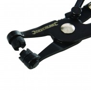 Set clesti pentru coliere auto , 220mm , Silverline Hose Clamp Plier Set 2pce