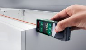 Telemetru laser Bosch PLR 50 C , afisaj color , 50M , Bluethoot , Touchscreen