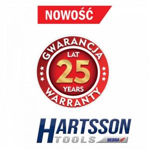 Trusa chei tubulare HARTSSON profesional CR-V 46 buc