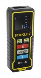 Telemetru laser 30m, ecran lcd, bluetooth Stanley TLM99s