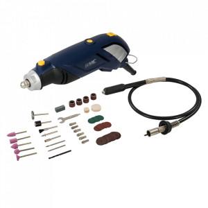 Mini freza electrica, 135w, 35000 rpm, GMC