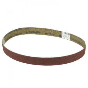 Banda slefuitor tip curea, 762 x 25mm, grit 80, Dedra