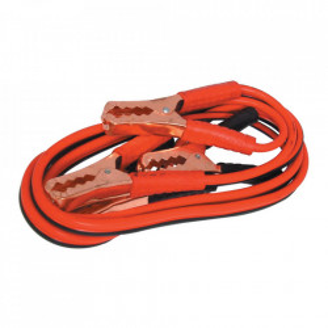 Cablu curent urgenta alimentare auto, 2.2m, 200A, Silverline