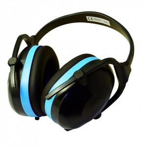 Casti de protectie pentru urechi SN30dB , Silverline Folding Ear Defenders SNR 30dB