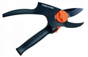 Foarfeca gradinarit cu maner rotativ amplificare forta, 187mm, Fiskars Power Gear P91