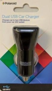 Incarcator auto 12v - 24v, USB , 2.1Amp, slim charger, Polaroid
