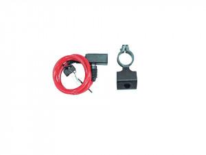 Lacat antifurt cu cheie si dispozitiv de atasare , 800mm, Mega