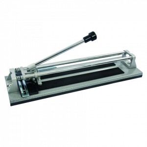 Masina de taiat gresie , faianta , ceramica , 400mm , Silverline Heavy Duty Tile Cutter 400mm