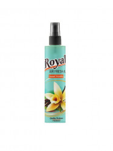 Odorizant , parfum camera, auto, 100 ml, pulverizator mecanic, Sweet Vanilla, Royal