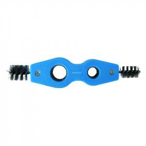 Perie de curățare a țevilor , 15 mm și 22 mm , Silverline Pipe Cleaner & Deburrer