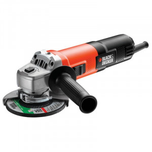 Polizor unghiular Black Decker KG751 , 125mm, 750 W