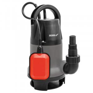 Pompa submersibila Dedra 550W pentru apa curata si murdara, cu plutitor