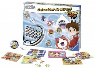 Puzzle 3D, Calendar Advent, 24 in 1, YO-KAI Watch, Ravensburger