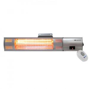 Radiator infrarosu terase, interior-exterior ,montare perete, telecomanda, 2000W, Descon