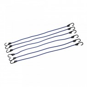 Set 6 corzi elastice, 900 mm, Silverline