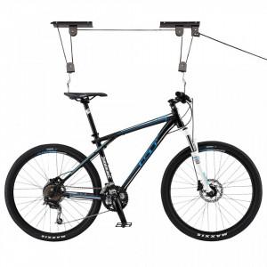 Sistem depozitare bicicleta pe tavan, 20Kg, Silverline