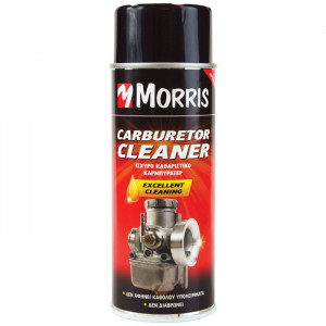 Spray profesional curatare carburator, auto, moto, 400 ml, Morris