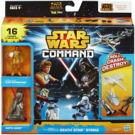 Star Wars Command figurine , 3-7 ani