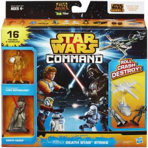 Star Wars Command figurine , 3-7 ani