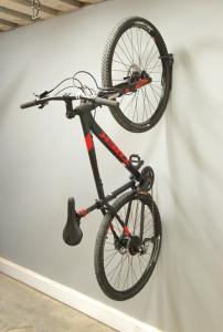 Suport bicicleta montaj perete, 20Kg, Silverline