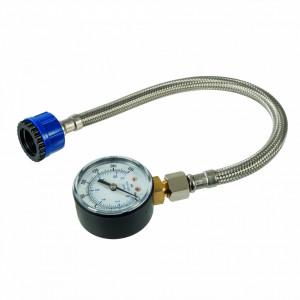 Tester de masurare a presiunii apei de la rețea , Silverline Mains Water Pressure Test Gauge