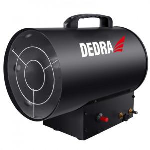 Tun caldura pe gaz, 7-15Kw, 140-300 m/cub/h, 19L, variator, Dedra