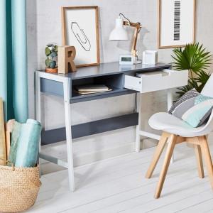 Birou mini 100 x 40 x 75 cm, aspect modern , Home Creation