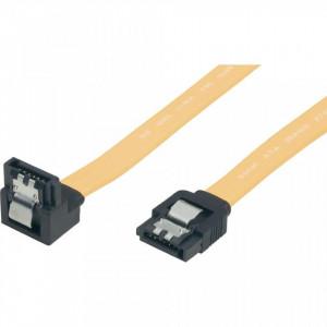 Cablu sata tata-tata, 1m, 6Gbs, Bandridge
