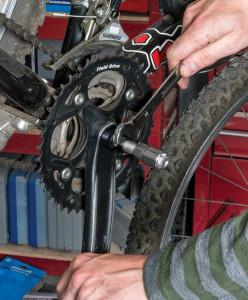 Cheie extractoare pedale bicicleta, Silverline