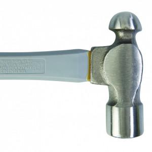 Ciocan din oțel forjat pentru tinichigerie , 16oz (454g) , Silverline Fibreglass Ball Pein Hammer